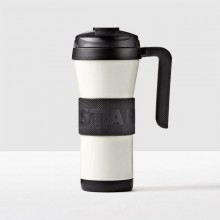 Тамблер STARBUCKS Grip with Handle White 473 мл (11063696)