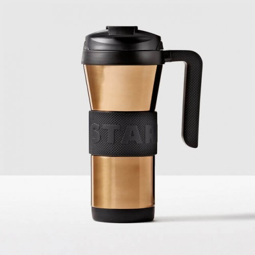Термокружка Starbucks Grip with Handle Copper 473 мл (11063698)