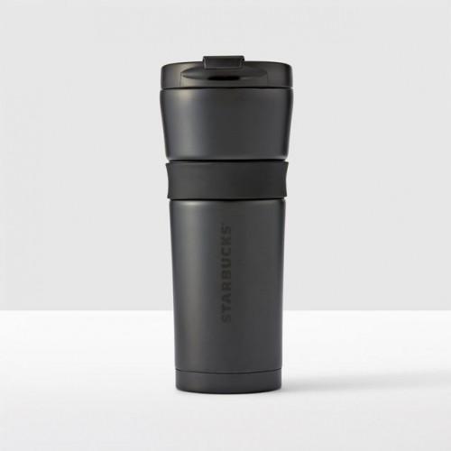Термокружка Starbucks Black Grip 473 мл (11064716)
