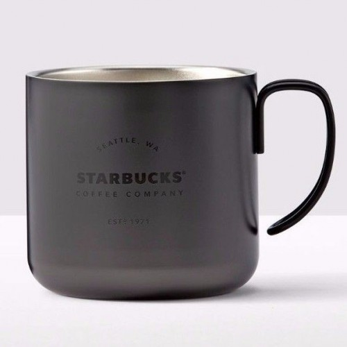 Чашка STARBUCKS Camp Black 355 мл (11064775)