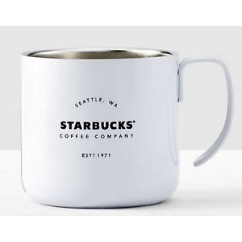 Чашка STARBUCKS Camp White 355 мл (11064776)
