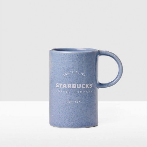 Чашка STARBUCKS Patterned Blue 296 мл (11064813)
