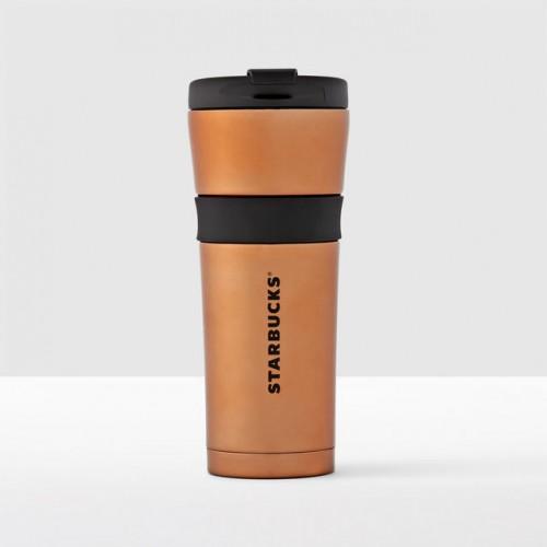 Термокружка Starbucks Copper Grip 473 мл (11065019)