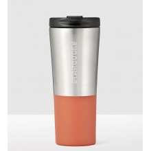 Тамблер STARBUCKS Brushed Silver & Orange  355 мл (11073532)