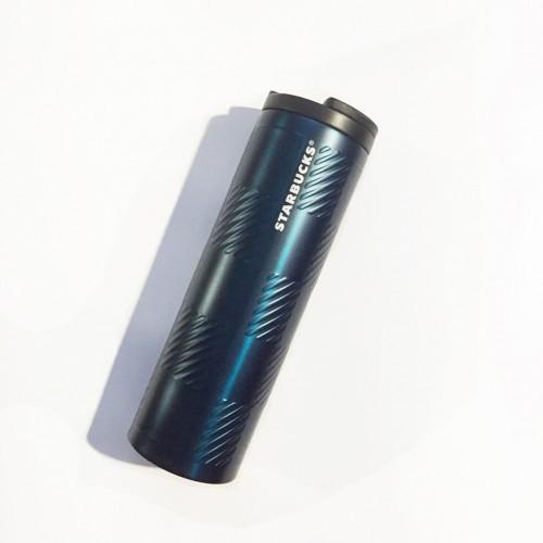 Тамблер STARBUCKS Blue Plaid 473 мл (11076822)