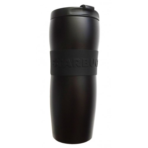 Термочашка Starbucks Black Grip 355 мл (11082068)