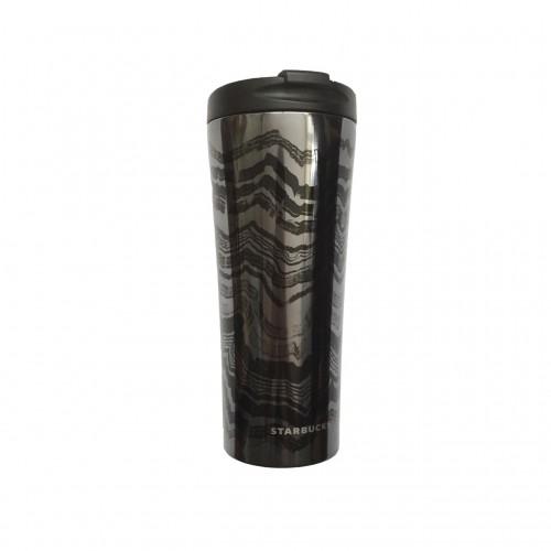 Тамблер STARBUCKS Grey&Black 473 мл (11082150)