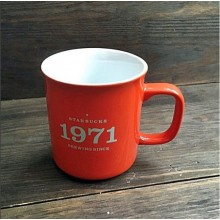 Чашка Starbucks Orange 1971 266 мл (11083811)