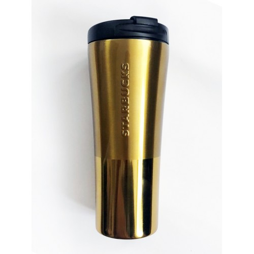 Термочашка STARBUCKS Two Tone Gold 355 мл (11090915)