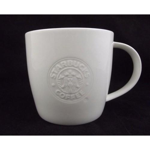 Чашка Starbucks Logo White Mug 473 мл (11110990)