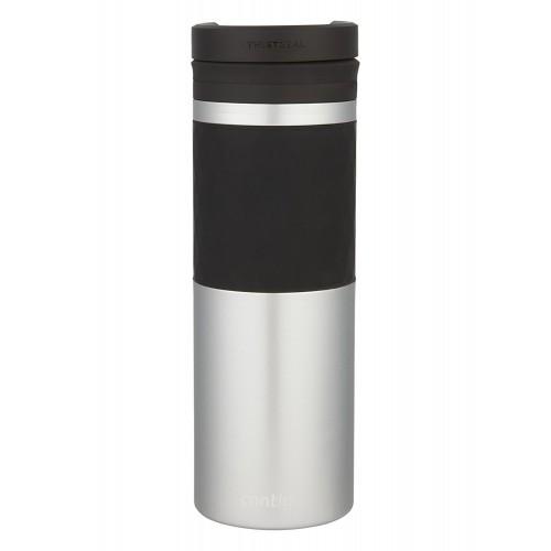 Термокружка Contigo TwistSeal Glaze Silver 473 мл (2001707)