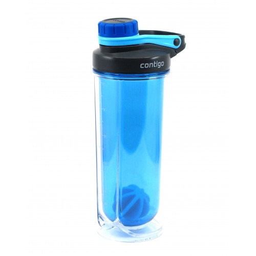 Шейкер Contigo Shake & Go Deep Sea Blue 710 мл (2039882-3)