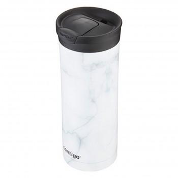 Тамблер Contigo Huron Couture White Marble 591 мл (2081778)