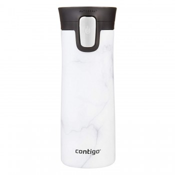 Тамблер Contigo Pinnacle Couture White Marble 414 мл (2081928)