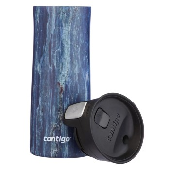 Термокружка Contigo Pinnacle Couture Blue Slate 414 мл (2081931)