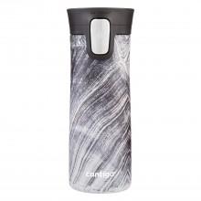Термокружка Contigo Pinnacle Couture Black Shell 414 мл (2081933)