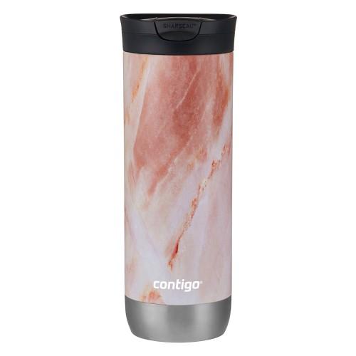 Термокружка Contigo Huron New Snapseal Rose Quartz 591 мл (2098907)