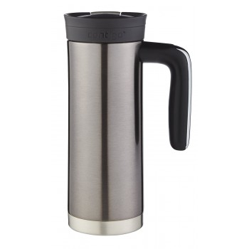 Термокружка Contigo Superior Stainless Steel Gunmetal 591 мл (70879ZCN)