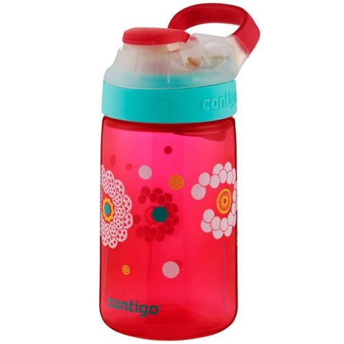 Бутылка Contigo Gizmo Sip, Cherry Blossom Dandelions Graphic 415 мл (71282)
