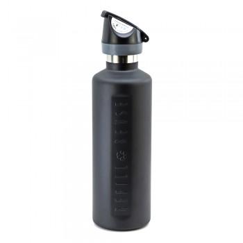 Термобутылка Cheeki Active Bottle Insulated Matte Black 600 мл (AIB600MB1)