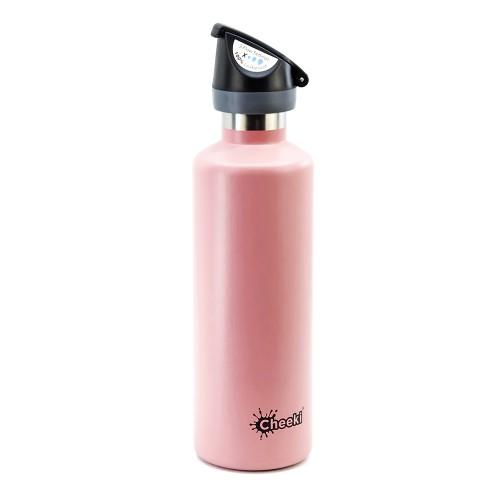 Термобутылка Cheeki Active Bottle Insulated Pink 600 мл (AIB600PK1)