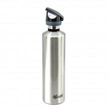 Спортивная бутылка для воды Cheeki Single Wall Active Bottle Silver 1000 мл (ASB1000SI1)