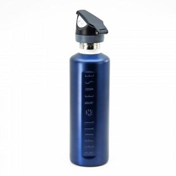 Спортивная бутылка для воды Cheeki Single Wall Active Bottle Ocean 750 мл (ASB750MW1)