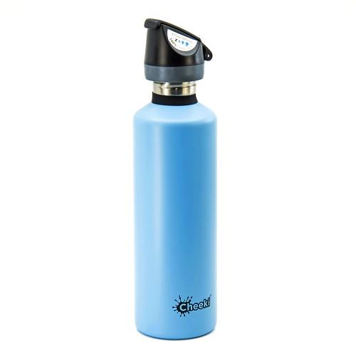 Спортивная бутылка для воды Cheeki Single Wall Active Bottle Surf 750 мл (ASB750SF1)