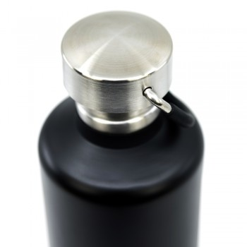 Бутылка для воды Cheeki Classic Single Wall Matte Black 1000 мл (CB1000MB1)