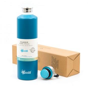 Бутылка для воды Cheeki Classic Single Wall Topaz 1000 мл (CB1000TZ1)