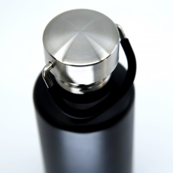 Детская бутылка для воды Cheeki Classic Single Wall Matte Black 500 мл (CB500MB1)