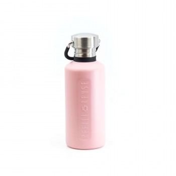Бутылка для воды Cheeki Classic Single Wall Pink 500 мл (CB500PH1)