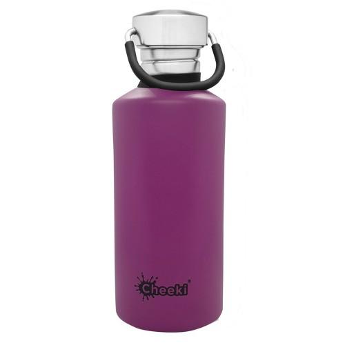 Бутылка для воды Cheeki  Classic Single Wall Purple 500 мл (CB500PP1)