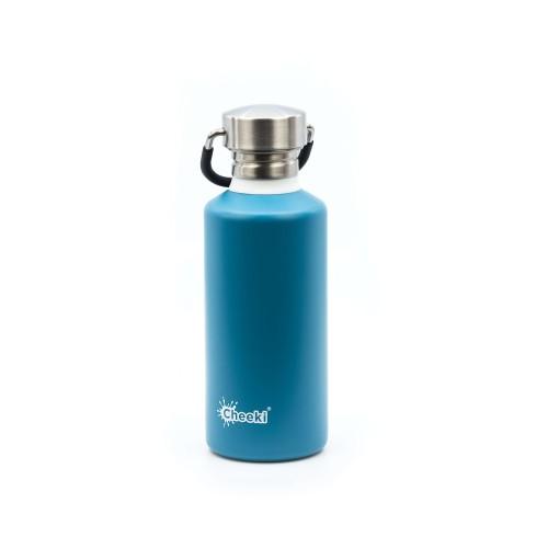 Бутылка для воды Cheeki Classic Single Wall Topaz 500 мл (CB500TZ1)