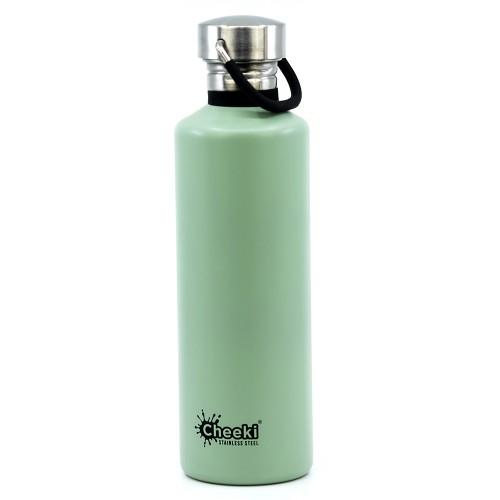Бутылка для воды Cheeki Classic Single Wall Pistachio 750 мл (CB750PI1)