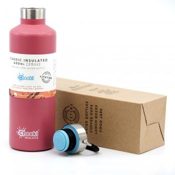 Термос Cheeki Classic Insulated Dusty Pink 600 мл (CIB600DP1)