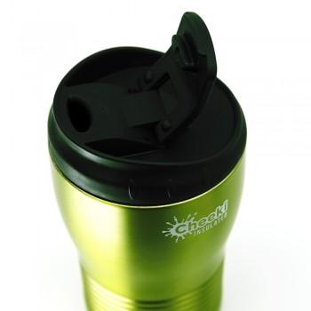 Термокружка Cheeki Coffee Cup Lime 240 мл (OCC240LM1)