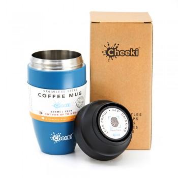 Термостакан Cheeki Coffee Mugs Leak Proof Topaz 350 мл (OCC350TOP)