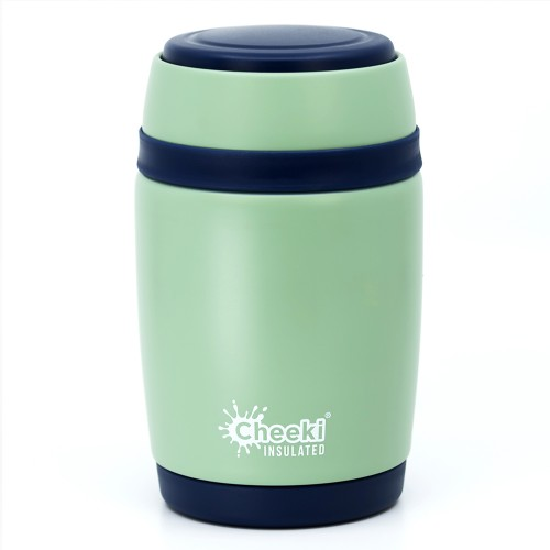 Термос для еды Cheeki Food Jar Pistachio 480 мл (OJAR480PI1)