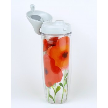 Термочашка Tervis Big Poppies 700 мл (T106)
