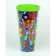 Термочашка Tervis Romero Britto The Hug Wrap 700 мл (T130)