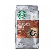 Кофе в зернах Starbucks Breakfast Blend, 340 грамм