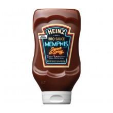 Соус барбекю Heinz Memphis Style BBQ, 576 гр.