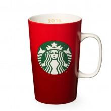 Чашка Starbucks Red Holiday 473 мл (11051492)