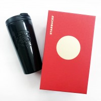 Термочашка Starbucks Embossed Black 473 мл (11051804)