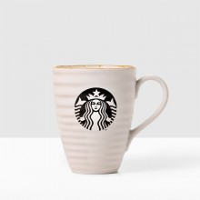 Чашка Starbucks Siren Ribbed 355 мл (11065267)
