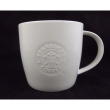 Чашка Starbucks Logo White Mug 355 мл (11115684)